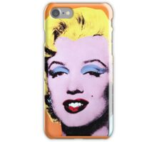 Marilyn Monroe Sexy Pop Art iPhone Case/Skin
