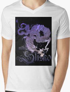 dragon02 Mens V-Neck T-Shirt