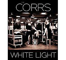 THE CORRS TOUR 2016 WHITE LIGHT FULL Photographic Print