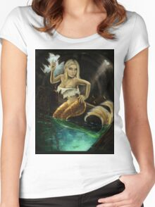 A Sailor's Tailor Women's Fitted Scoop T-Shirt