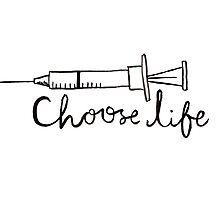 choose life by Bethany Rose