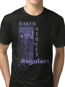 Baker Street Regulars Tri-blend T-Shirt