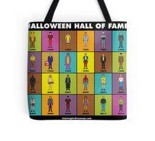 Halloween Hall of Fame POSTER Tote Bag