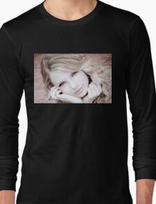 Sweet Taylor Swift Long Sleeve T-Shirt