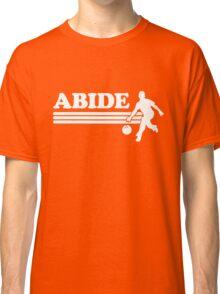 Abide. Bowling Classic T-Shirt