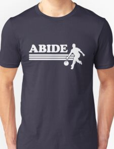 Abide. Bowling Unisex T-Shirt