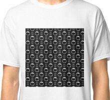 space helmet pattern Classic T-Shirt