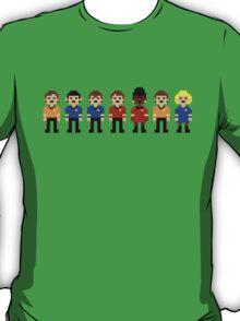 Original Cast Pixels T-Shirt