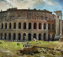Teatro di Marcello by rentedochan
