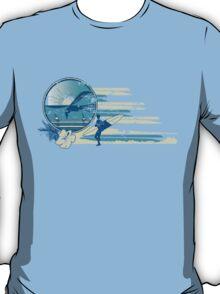 Vintage Surf Scene T-Shirt