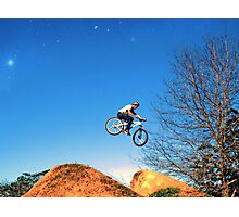 Giant Leap Photographic Print