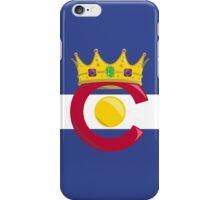 Colorado King iPhone Case/Skin