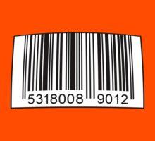 Boobies Barcode 5138008 by whaturthinking