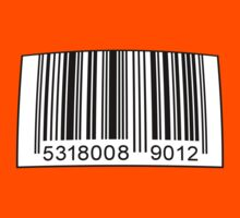 Boobies Barcode 5138008 by whaturthinking