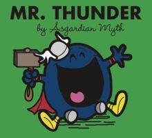 Mr Thunder One Piece - Short Sleeve