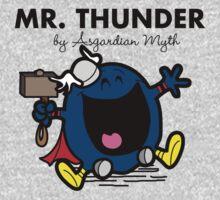 Mr Thunder One Piece - Long Sleeve