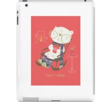 Rocking Christmas iPad Case/Skin