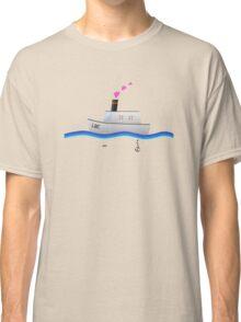 Love Boat Captain Classic T-Shirt
