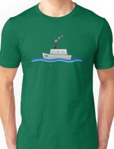 Love Boat Captain Unisex T-Shirt