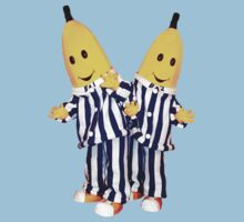 Bananas in Pajamas - B1 and B2 T-Shirt