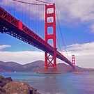 Golden Gate by Mark Walker