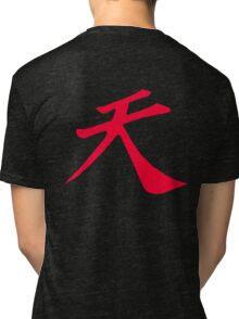 Street Fighter - Raging Demon Tri-blend T-Shirt