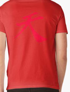 Street Fighter - Raging Demon Mens V-Neck T-Shirt