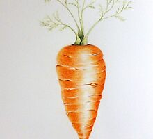 Carrot by Michelle Pullen