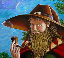 The Wizard by Alberto Agraso