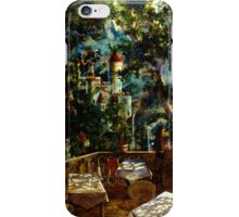 Breakfast Place iPhone Case/Skin