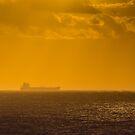Golden Horizon by diggle
