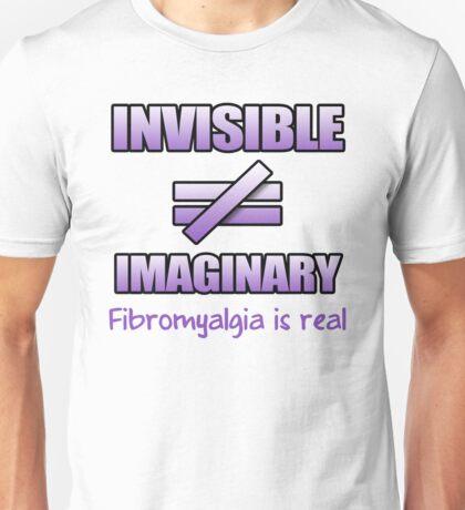 Fibromyalgia Is Not Imaginary Unisex T-Shirt