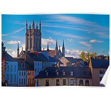 Ireland. Kilkenny. St.Mary's Cathedral. Poster