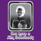 Slim Goodbody - You Have a Slim Goodbody - X-ray by DGArt