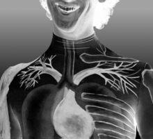Slim Goodbody - You Have a Slim Goodbody - X-ray Sticker