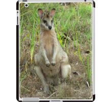 Agile Wallaby iPad Case/Skin