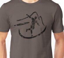 Disc Golf Launch 2016 Distressed Digital Art Unisex T-Shirt