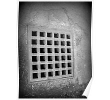 The Grate Poster