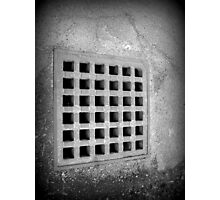 The Grate Photographic Print