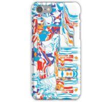 Ice cubes iPhone Case/Skin