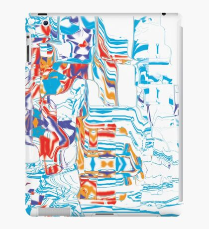 Ice cubes iPad Case/Skin