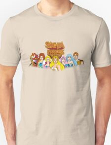 She-Ra Princess of Power - The Great Rebellion #1 - Color T-Shirt