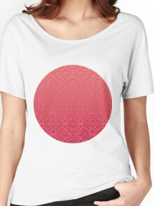 Damask Style Inspiration Women's Relaxed Fit T-Shirt