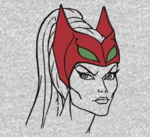 She-Ra Princess of Power - Catra  Baby Tee