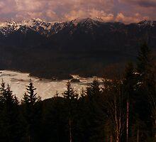 Zugspitze by Noelle Loberg