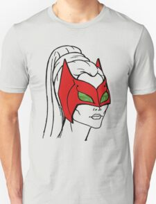 She-Ra Princess of Power - Catra - Mask Down Unisex T-Shirt