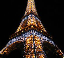 Eiffel Tower by Anthony Milnes