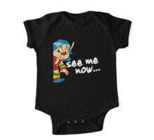 She-Ra Princess of Power - Loo Kee - See Me Now - White Font One Piece - Short Sleeve