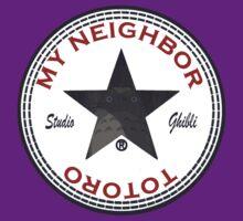 My Neighbor Totoro Converse by Dudleyshwam
