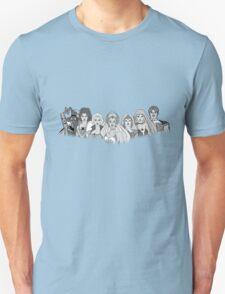 She-Ra Princess of Power - The Great Rebellion #2 - Black & White T-Shirt